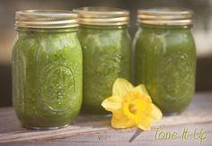 Green Giant Smoothie Recipe!