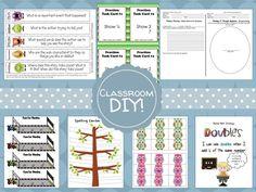Classroom DIY: Show Us Your DIY!  http://www.classroomdiy.com/2012/09/show-us-your-diy.html