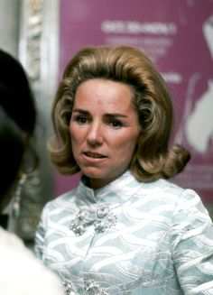 Ethel Kennedy (born Ethel Skakel; April 11, 1928) is an American socialite. She is the widow of Robert F. Kennedy, who served as Attorney General of the United States and a United States Senator for the state of New York. ❁❤♡❀♡✿♡❁♡✾ http://en.wikipedia.org/wiki/Ethel_Kennedy