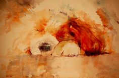The Magic of Watercolour Painting Virtual Gallery - Jean Haines, Artist - Dogs