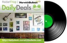 Today's featured deal, we're offering $20 vouchers to Troy's Rock & Roll Pizza for only $10!  Guitars and classic album covers on the wall, Troy's has a vibe unlike other pizza places in the area. You'll love their incredible selection of appetizers, grinders, gourmet salads and sandwiches as well as the freshest, best tasting pizza you have ever had - both traditional favorites and creative specialty pizzas.  Get the voucher here: http://dailydeals.norwichbulletin.com  Deal ends 3/1