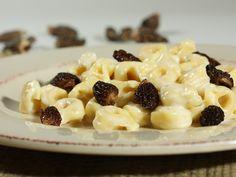 ... mushrooms), Parmigiano Reggiano Cheese and White Truffle Oil - Barilla