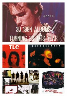 The Best Music of 1994: 30 Albums Turning 20 This Year❤️❤️❤️❤️