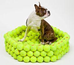 How to Reuse Broken Tennis Balls 6