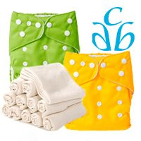 9/21/12 FYSF, Win (12) Birdseye Flats #Clothdiapers and (2) Diaper Rite Covers from http://www.diaperjunction.com