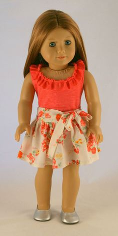 American Girl Doll Clothes  Custom Order for by Forever18Inches,