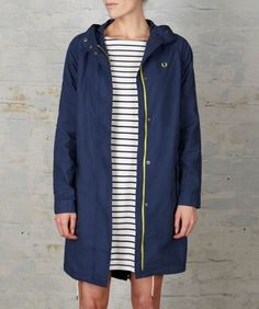 Fred Perry - Slim Fit Parka
