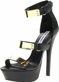 Steve Madden Women's Areaa Dress Sandal