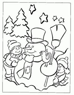 christmas colors, christmas coloring pages, christma color