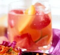 Fruity Sangria... *only 48 calories per serving