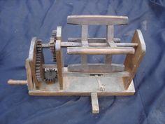 Japanese fast yarn winder