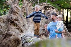 Families with young children can enjoy nature and outdoor activities at the EJC Arboretum.