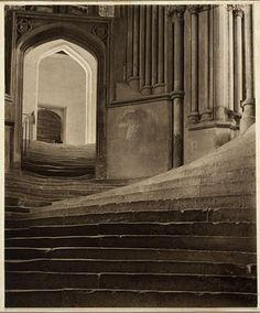 Frederick H. Evans   Sea of Steps 1903