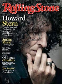 Howard Stern Follow on Twitter @howardstern