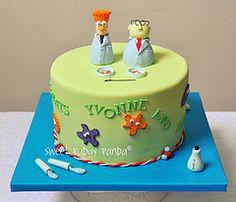 muppets cake!!