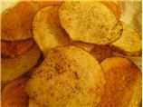 Microwave potato chips - enter ingredients you have on hand and this site generates a list of recipes for you!