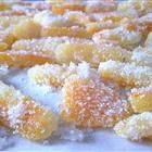 Homemade Sweet Candied Orange and Lemon Peel Recipe