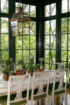 all window breakfast room <3