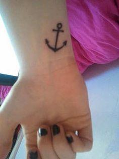 Girls Tattoos on Wrist