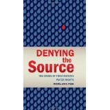 Denying the Source: The Crisis of First Nations Water Rights (Rmb Manifestos) (Hardcover)  #summer