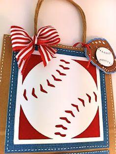 softball bag...so cute for sam