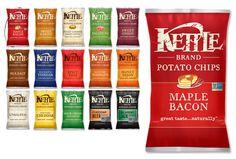 Product Review: New Vegan Maple Bacon and Sweet & Salty chips from Kettle Brand | This Dish Is Veg - Vegan, Animal Rights, Eco-friendly News