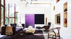 Elegant Family Room