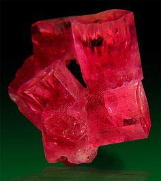 Bixbite (Red Beryl):