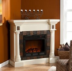 Break out the Spring Whites! Our Best Electric Fireplace Models in White http://www.electricfireplacesdirect.com/blog/Break-out-the-Spring-Whites-Our-Best-Electric-Fireplace-Models-in-White