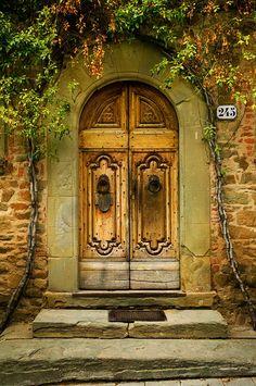 doors, doorway, john, 245, tuscany italy, itali, beauti door, gate, entranc