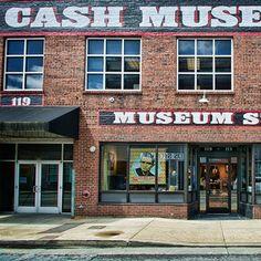 Johnny Cash Museum Nashville, TN