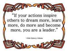 Leadership Quote Posters