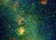 Trifid Nebula: Where the Wild Stars Are - SpaceRef
