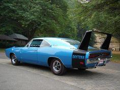Richard Petty blue