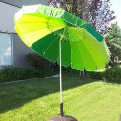8 ft Gradation Beach Umbrella. $89.99 Only, FREE Shipping.