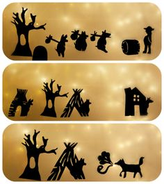 silhouett, drama idea, kindergarten drama, kid activ, children, kid toddler, frogs, light table, big kid