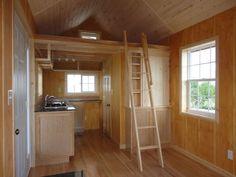 tiny cabin interior pictures   tiny house , Tiny Vastu Cabin