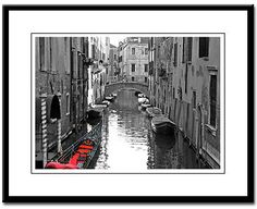 black and white photography with red accents - Google Search