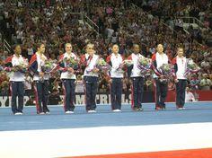 USA Gymnastics names 2012 USA Womens OLYMPIC TEAM