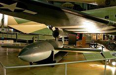 USAF Museum, Dayton, OH - WWII - German V Weapons / 09V1Flying Bomb.