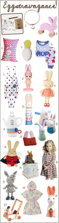 KidStyleFile Roundup : Sugar Free Easter Gift Ideas for Kids – Part 1
