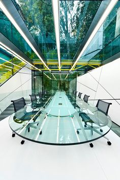 Office Meeting Room in Istanbul