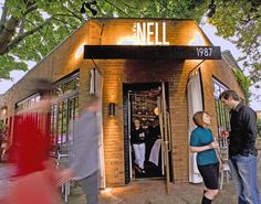 delicious eats  @ cafe nell in portland