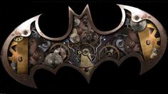 The Dark Knight Rises Get's the Steampunk Treatment.