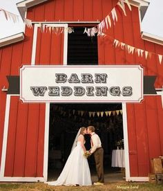 Barn Weddings book by Maggie Lord