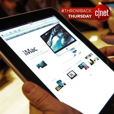 Throwback Thursday to when the iPad ran on the great-great-great grandfather of iOS 8.  See how we reviewed iOS 3.2 in 2010: http://cnet.co/1u1FOOJ