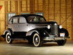 1937 Oldsmobile Six Touring Sedan