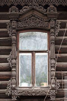 объёмной резьбы, томский традиционный, наличник объёмной, традиционный наличник