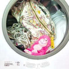 Items You Can Clean in the Washing Machine
