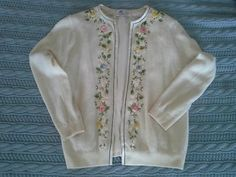 Vintage sweater made in Paris